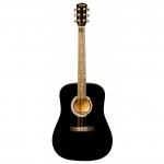 Акустическая гитара SQUIER SA-105CE Black