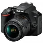 Цифровая зеркальная фотокамера Nikon D3500+AF-P 18-55 non VR