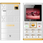 Мобильный телефон KENEKSI Art white