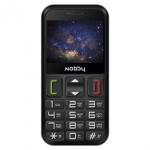 Мобильный телефон Nobby 240B, черно-серый