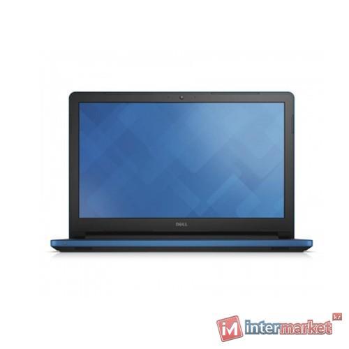 DELL INSPIRON 5558, Blue matte (Core i3 4005U 1700 MHz/15.6