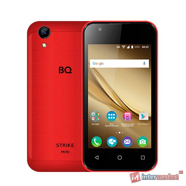 Смартфон BQ BQ-4072 Strike Mini Red