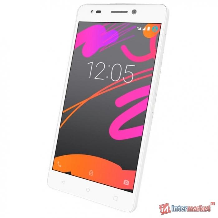 Смартфон BQ Aquaris M5.5, 16Gb, White