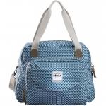 Сумка для мамы Beaba Changing bag Geneva II Blue