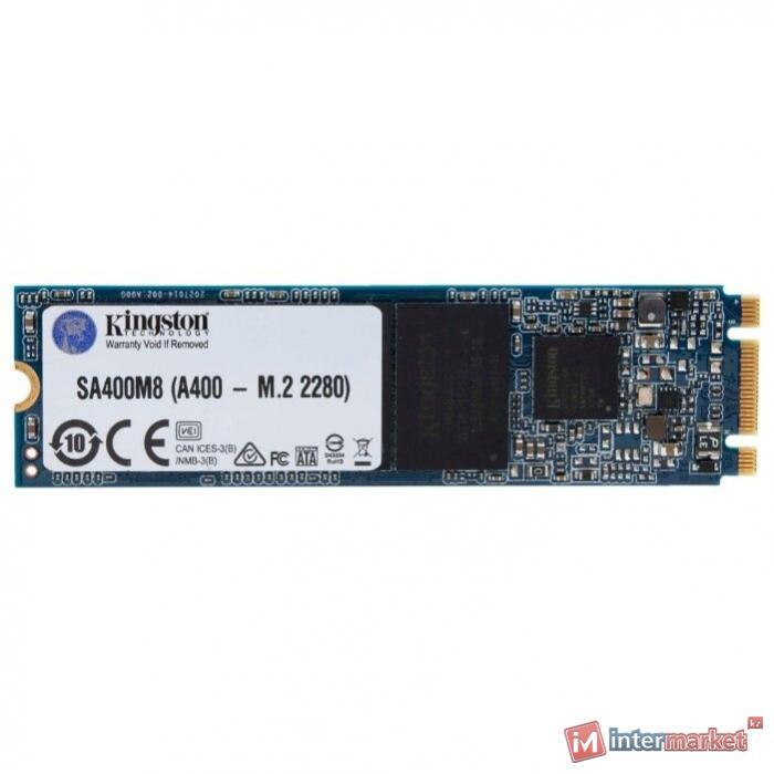 Твердотельный накопитель Kingston 480 GB (SA400M8/480G)